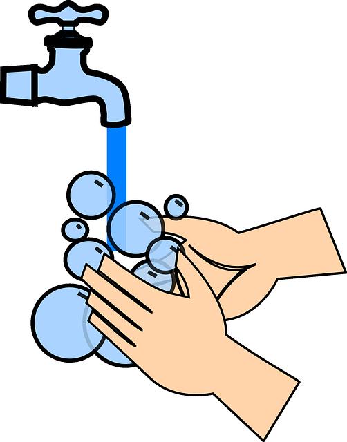 Światowy Dzień Mycia Rąk - święto czystych rąk