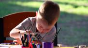 Techniki plastyczne rozwijające sprawność grafomotoryczną dzieci w wieku przedszkolnym