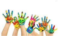 Pomalowane ręce - Program zajęć plastycznych