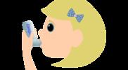 Uczeń z astmą oskrzelową