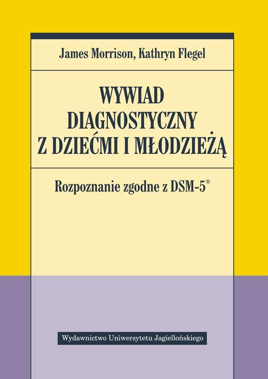 Książka - Wywiad diagnostyczny z dziećmi i młodzieżą