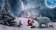 """Scenariusz przedstawienia bożonarodzeniowego """"Mikołaj w krainie baśni"""""""