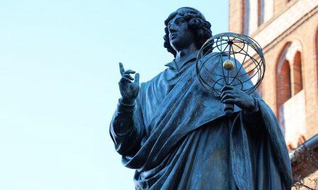 Mikołaj Kopernik - pomnik
