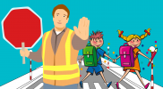 Bezpieczeństwo na drodze – scenariusz zajęć dla uczniów z niepełnosprawnością intelektualną